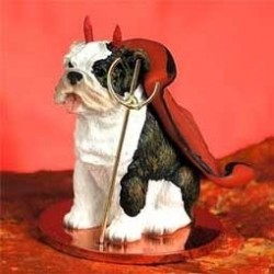 Bulldog Brindle Mijn...