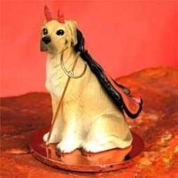 Deense Dog Fawn Mijn...