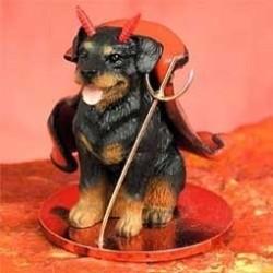 Rottweiler Mijn Duiveltje hond