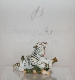 Witte tijger welp
