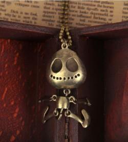 Bare Bones Alien ketting...