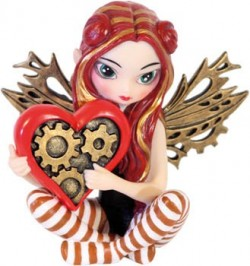 A Clockwork Valentine Fairy...